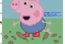 *HAMA PEPPA PIG