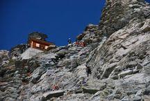 4003 metre yükseklikteki ev