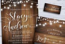 Diy printable wedding invitations