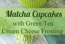 Matcha Cake Recipes