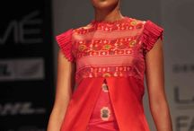 Indian Handloom Fashion / by Dhara Tank
