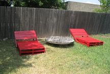 Old Pallet Creations!