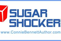 Sugar Shockers! / Most people already know that succumbing to candies, cookies and other sugary foods too often can lead to obesity and diabetes. What many people don't know, however, is that too many sweets and fast-acting carbohydrates (think quickie carbs such as potato chips, refined crackers and popcorn) also can bring on a host of other maladies-such as brain fog, fatigue, mood swings, heart disease, Alzheimer's disease, and even cancer.