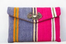 Suso Kilim Bags / Just from Turkey! Special bags for special women