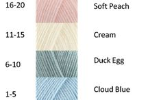 stylecraft colour combinations