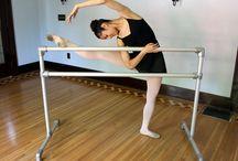 Ballet barre diy