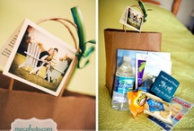 Wedding Hotel Welcome Bags  / by Janet Luc Griffin