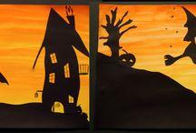 Halloween Kunst 4a