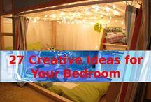 Bedroom / by Holly Pelton