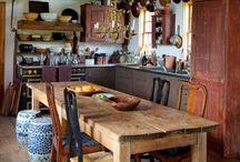 Tavoli da pranzo in legno