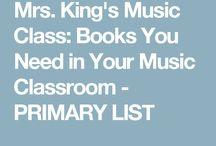 Children's book in music