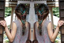 Hair / by Stephanie Boucher