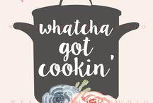 whatcha got cookin