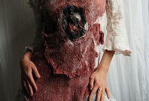 NUNO FELT DRESSES