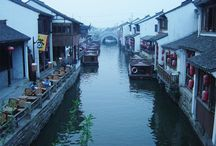 Tangqi  Water Town / Tangqi Town, originally a fishing village, began developing into a canal town during the Northern Song Dynasty (960-1127), flourishing and widely-known as the head of the top ten renowned towns in southern China in the Ming and Qing Dynasties. It is rich in culture and history with an old Guangji Bridge firstly built in 1489, a part of the World Cultural Heritage Beijing-Hangzhou Grand Canal.