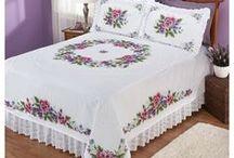 yatak ortusu