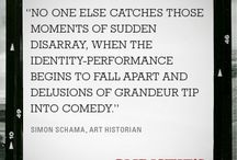 #Sherman21 / 21 quotes about groundbreaking artist Cindy Sherman. / by Christie's