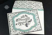 Sympathy Cards / To see Sympathy cards that I create using Stampin' Up! products, visit my blog www.simplestampin.com Susan Itell, Independent Stampin' Up! Demonstrator