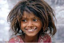 Portraits autour du monde / Des portraits à travers l'oeil de photographs