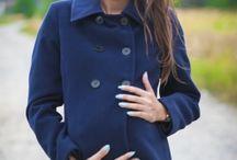 Płaszcze Kurtki / Płaszcze i kurtki ciążowe - Niezastąpione na chłodne dni. Duży wybór kolorów i rozmiarów.
