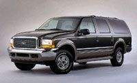 Used 2005 Ford Excursion Cars