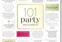 Parties , BBQ and fine dining at home / by Jennifer Belsher