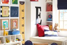 Kids play rooms / A room  in our home that is special and full of imagination ,adventure, and fun!