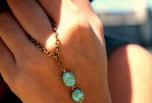 Ideas and inspiration / Jewelry ideas... / by Paula Taylor