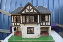 Triang Doll House and furniture