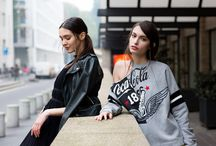 PINKO and Coca-Cola Collection / PINKO and Coca-Cola launched their first collaboration: a combination of glamour, street style and pop culture that captures the pulse of today's fashion.