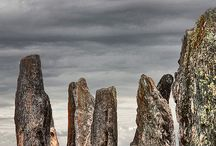 Menhirs, Standing Stones, ...