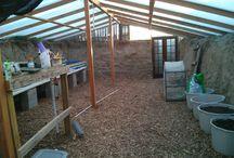 Undergroun Greenhouse Ideeas