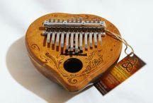Kalimba Ancestral / Instrumento Étnico