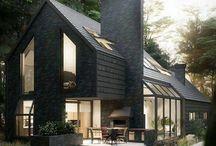nápady dům