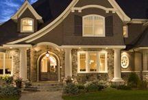 House Colors - Exterior