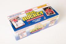 Vintage Hockey Cards & Sets / Vintage hockey cards and sets for sale on ForTheSportsFan.com.