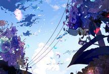 Anime Art Wallpaper