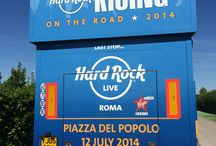 HARD ROCK RISING ON THE ROAD A JESOLO / #HRRisingOnTheRoad #Jesolo #Tour #Concerti #Live #Rock #Gratis #Estate #Eventi #Velvet #TheCarnabys #JackJaselli #RiccardoCadamuro #ElSanto  Sabato 5 Luglio 2014