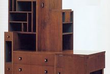 Collections: Furniture and Fixtures / by Cindi Lynch