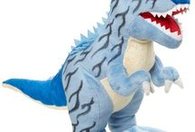 Dinosaur Soft Toys / Dinosaur and prehistoric animal soft toys.