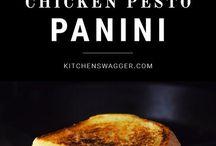paninis & sandwiches