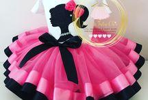 vestuario niña fantasia