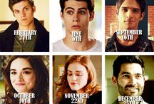 *Teen Wolf
