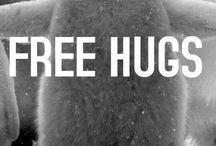 The other.. / Free hugs!