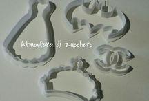 Custom cookies cutters | tagliapasta personalizzati