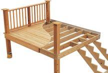 Deck Ideas / by Barbara Hill