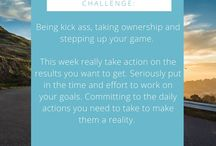 Healthy Challenges for You