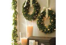 wreaths / by Christine Hamel