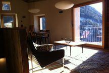 Ski south tyrol & Alps / Skihotel merano south tyrol italy dolomites avelengo winter horse riding