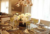 ideias de sala de jantar